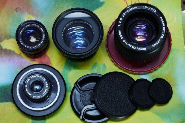 Có nên mua lens MF