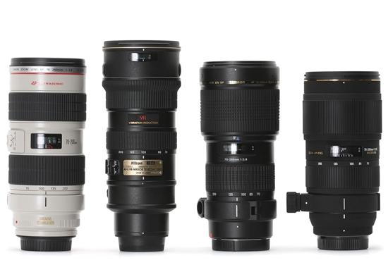 Nên mua lens chính hãng hay lens for