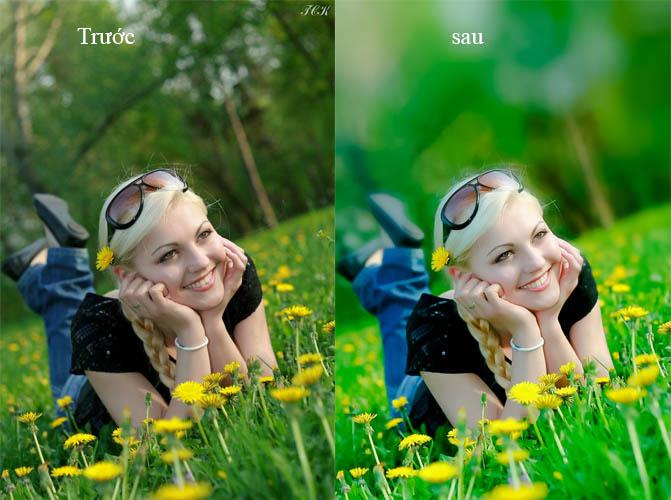 Hướng dẫn cách xóa phông bằng photoshop