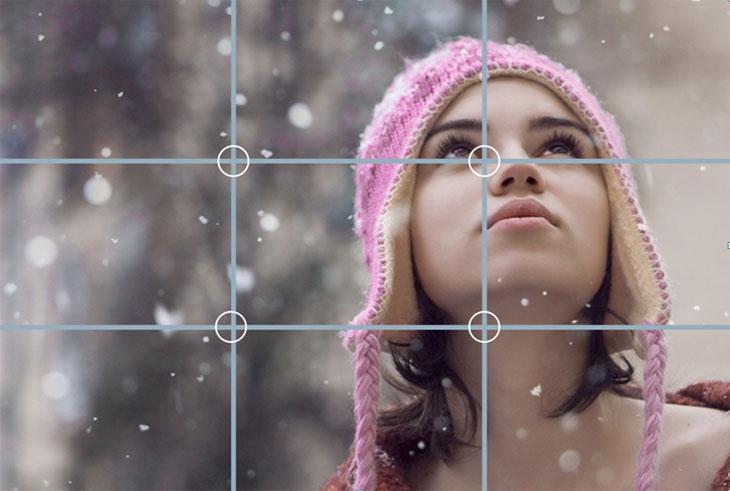 Cách chụp hình chân dung đẹp