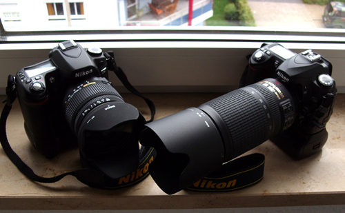 Nên đầu tư lens hay nâng cấp body