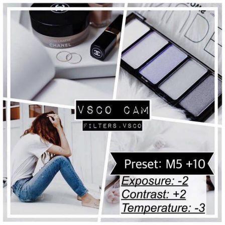 Cách chỉnh ảnh đẹp tuyệt vời bằng VSCOcam
