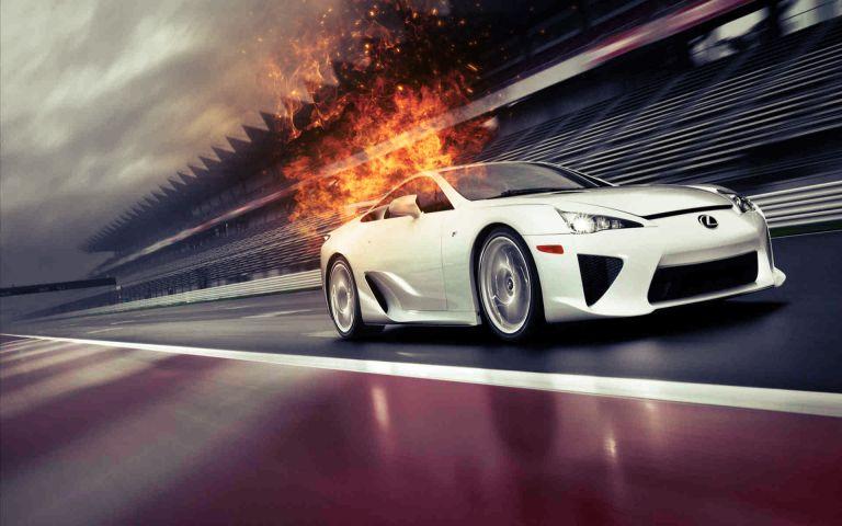Cách tạo hiệu ứng lửa cháy bằng photoshop
