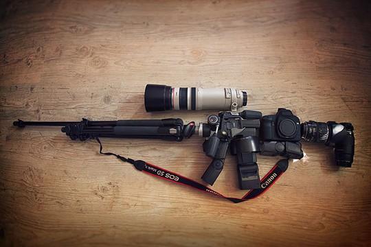 Các phụ kiện nên có cho máy ảnh DSLR