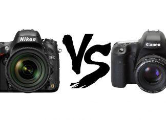 Nên mua canon hay Nikon