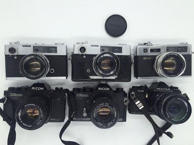 Những lens MF tốt nhất cho máy ảnh DSLR