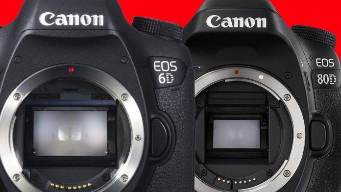 Các dòng máy ảnh Canon