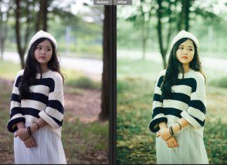 Cách chỉnh màu hàn quốc bằng photoshop
