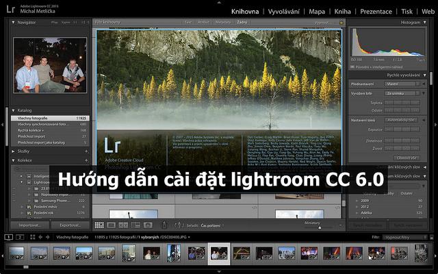 Tải phần mềm lightroom cc full crack viễn vĩnh
