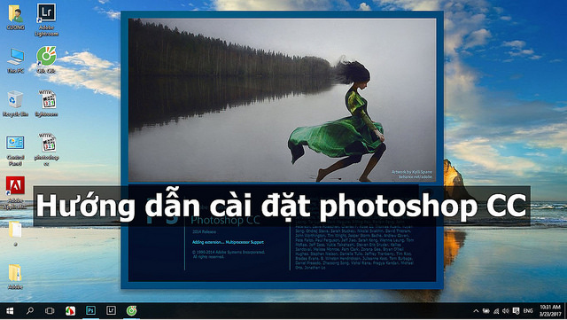 Tải photoshop CC full crack vĩnh viễn