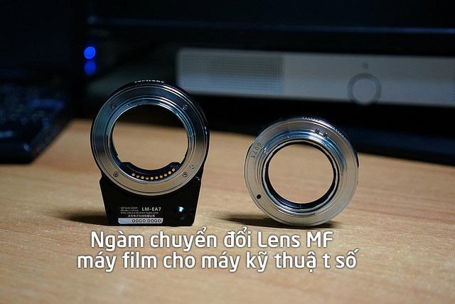 Tổng hợp ngàm chuyển đổi lens MF cho máy ảnh