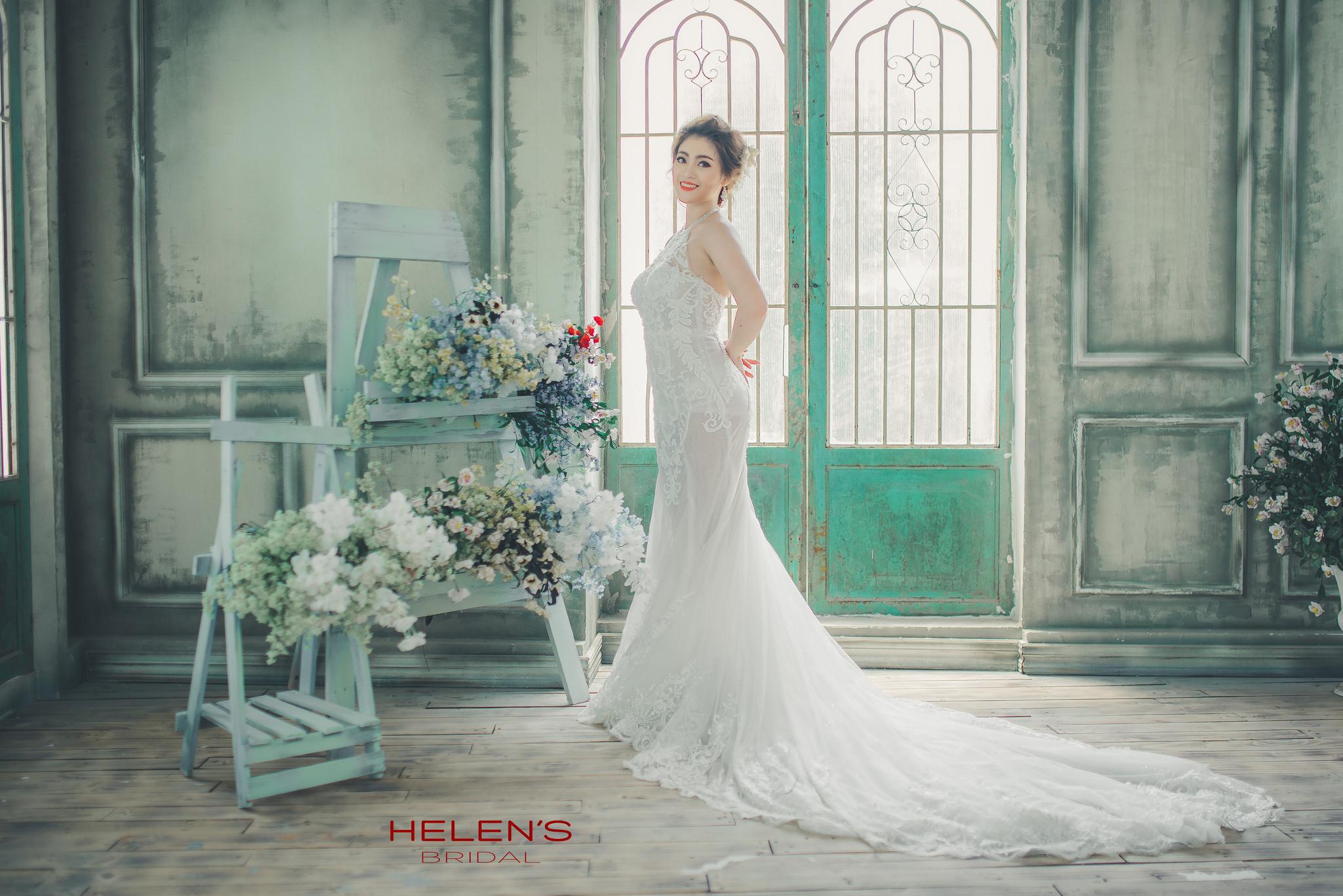 Helen's Bridal địa điểm chụp ảnh tuyệt vời cho ảnh