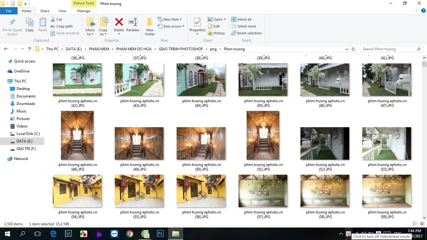 Share 10GB ảnh phim trường chất lượng cao để ghép ảnh