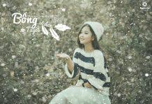 Chia sẻ bộ stock ảnh chân dung mùa đông tuyết rơi