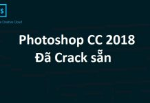 Tải photoshop cc 2018 full crack vĩnh viễn cho windows