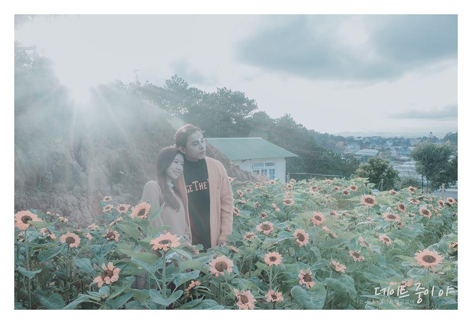 Preset màu Hàn Quốc đẹp
