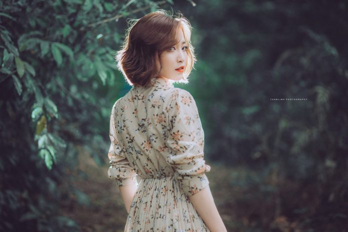 Bộ ảnh chân dung đẹp màu vintage nhẹ nhàng cực đẹp