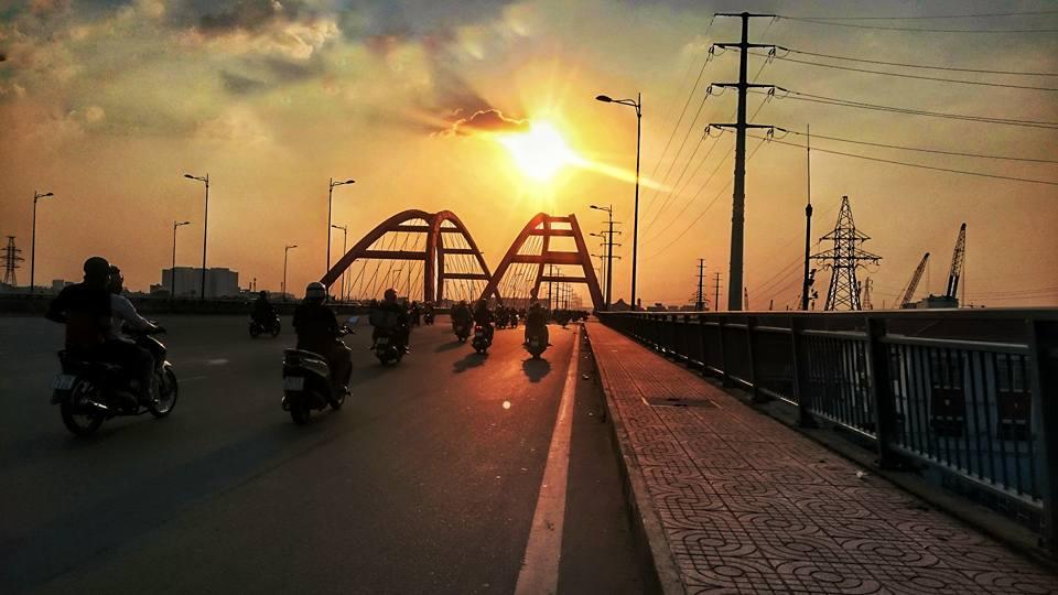 Cầu Bình Lợi đẹp