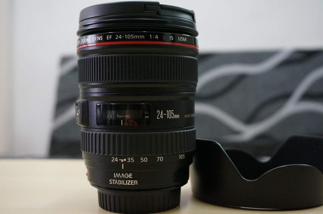 Lens KIt 24-105