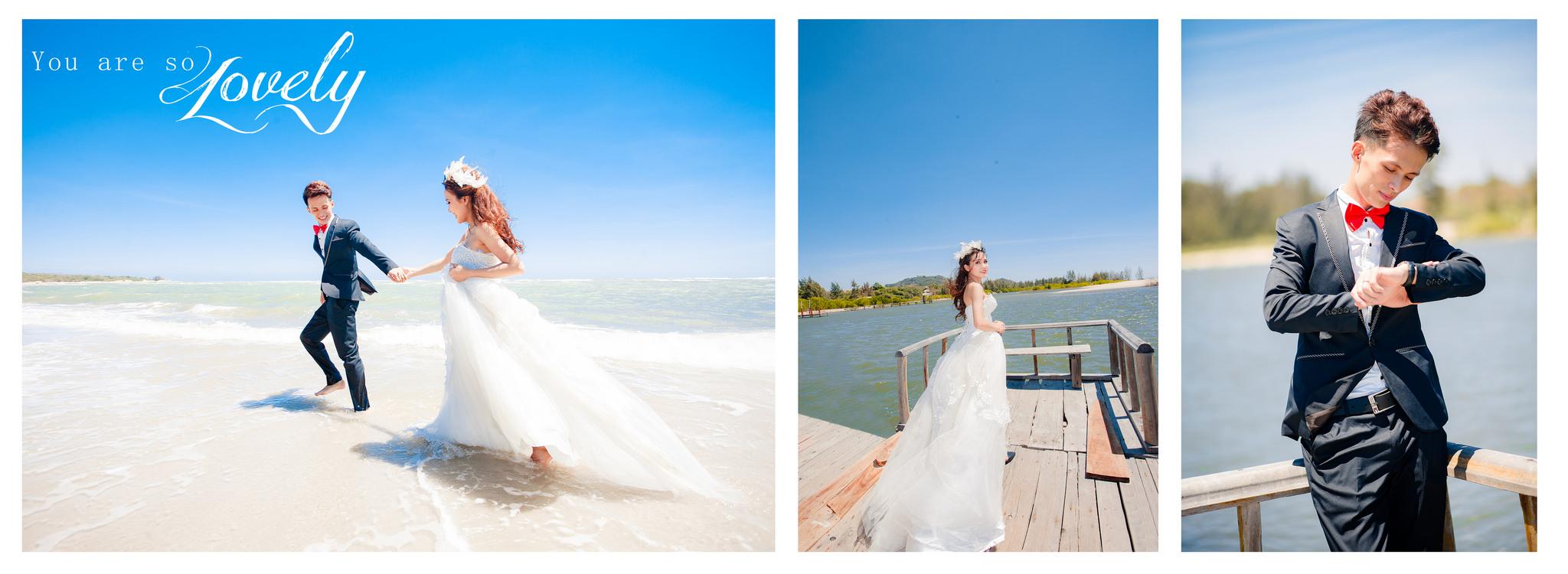 Chụp ảnh cưới đẹp tại Vũng Tàu