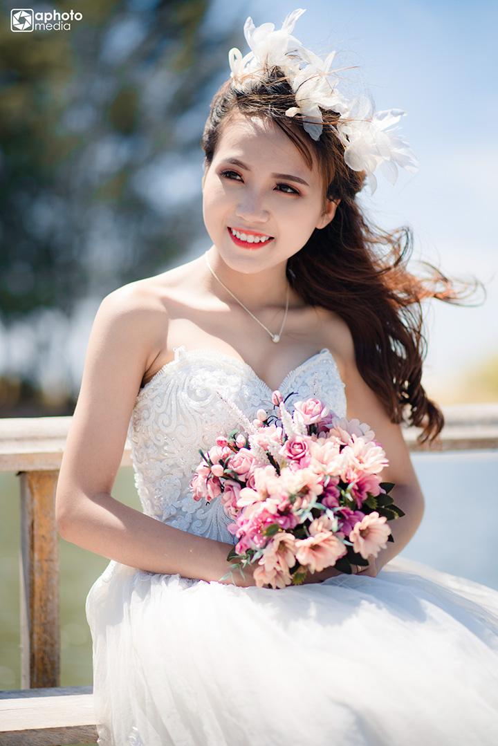Album ảnh cưới đẹp tại Hồ Cốc - Bà Rịa Vũng Tàu