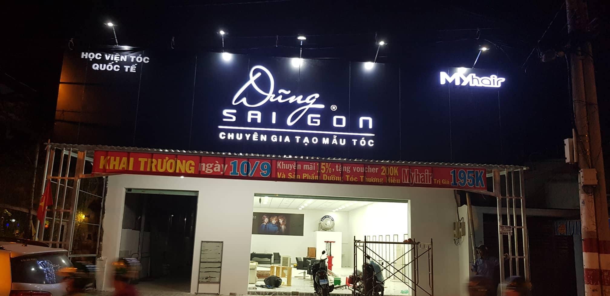 Salon Dũng Sài Gòn - Thủ Đức