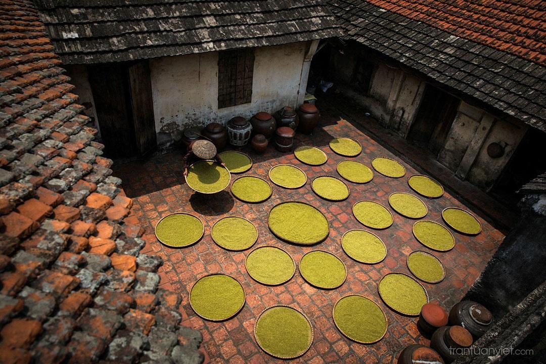 Hình ảnh làng quê đẹp