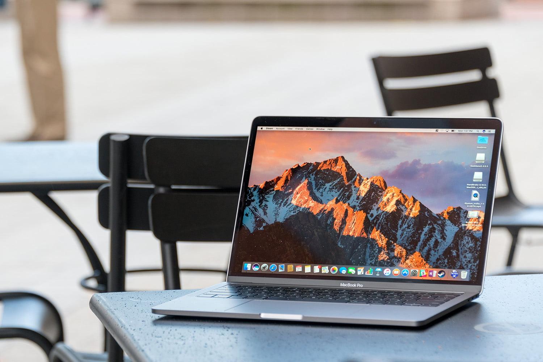 Macbook pro làm dòng máy tính có màn hình chuẩn đẹp
