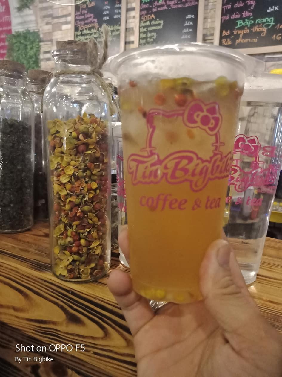 Các loại nước uống ngon tại Big bike quận 9