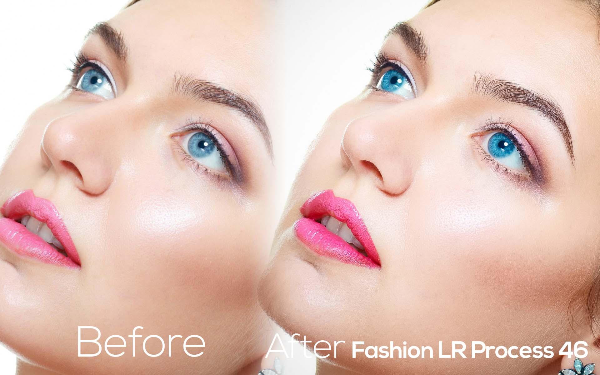 Preset lightroom chỉnh ảnh chân dung beauty đẹp nhất