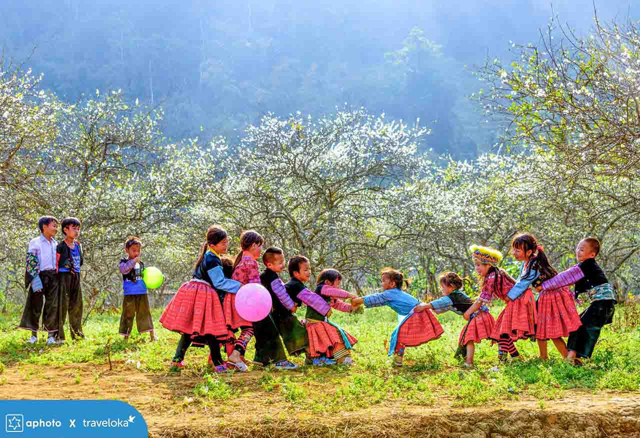 Top 100 ảnh đẹp lọt vào vòng 2 của cuộc thi ảnh Tết Tây - Tết