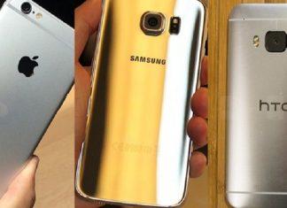 Camera của Top 3 smartphone iPhone 6, Galaxy S6 và HTC M9