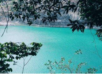 Cùng sống ảo cực chất tại Hồ đá xanh Vũng Tàu