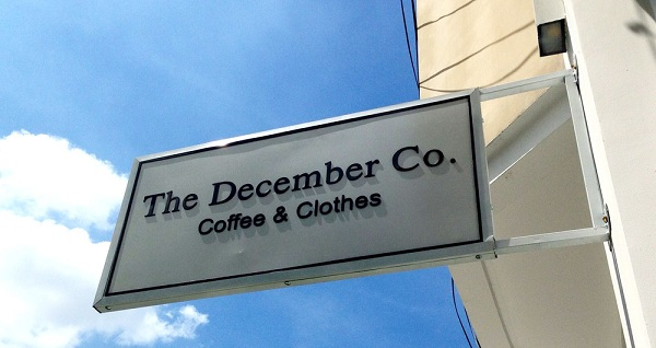 The DeCember Co. Coffee & Clothes