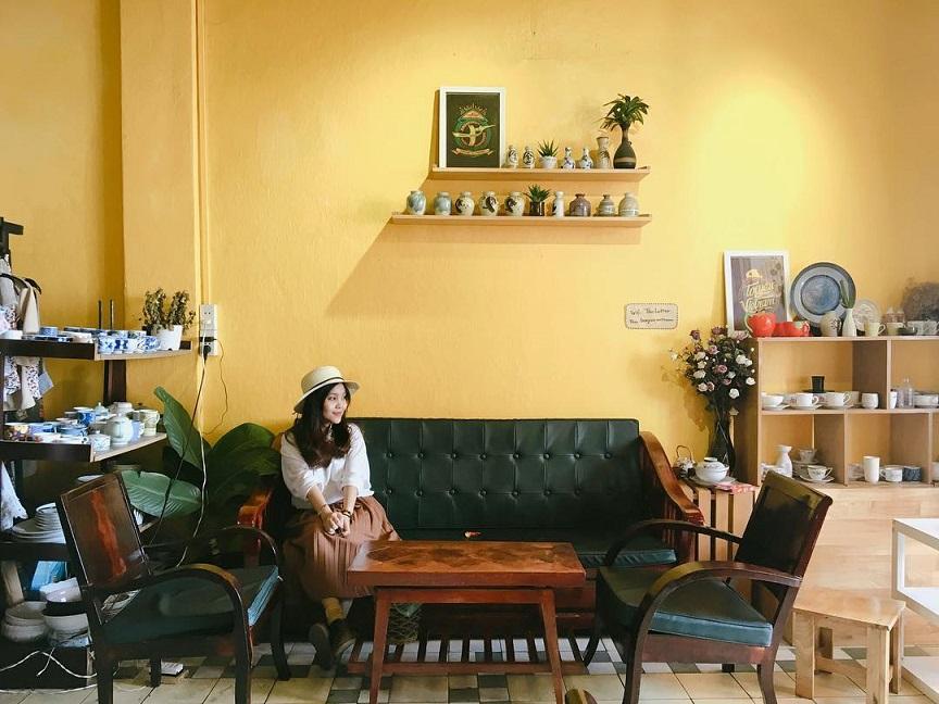The Letter Café