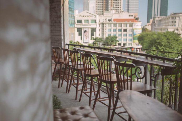 Những quán cà phê check-in đẹp miễn chê tại TP Hồ Chí Minh