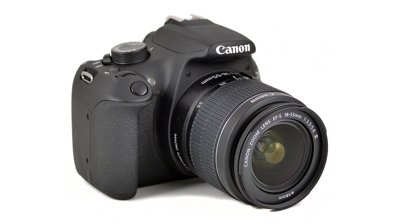 Máy ảnh kỹ thuật số Canon EOS 1200D