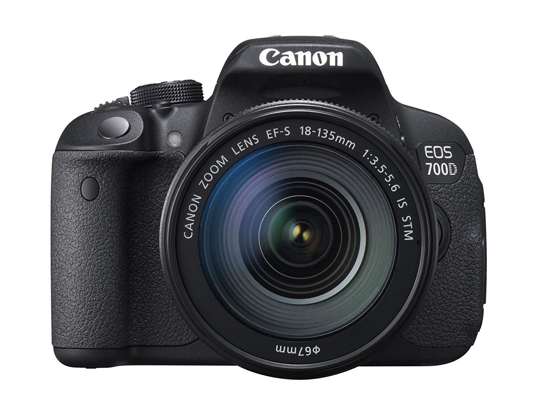 Máy ảnh chuyên nghiệp Canon EOS 700D