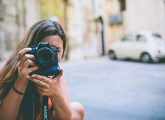 Các dòng máy ảnh dành cho các nàng nghiện selfie