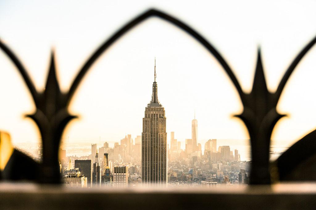 Tòa nhà Empire State, thành phố New York
