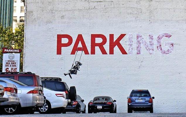 Công viên chứ nào phải nơi đậu xe