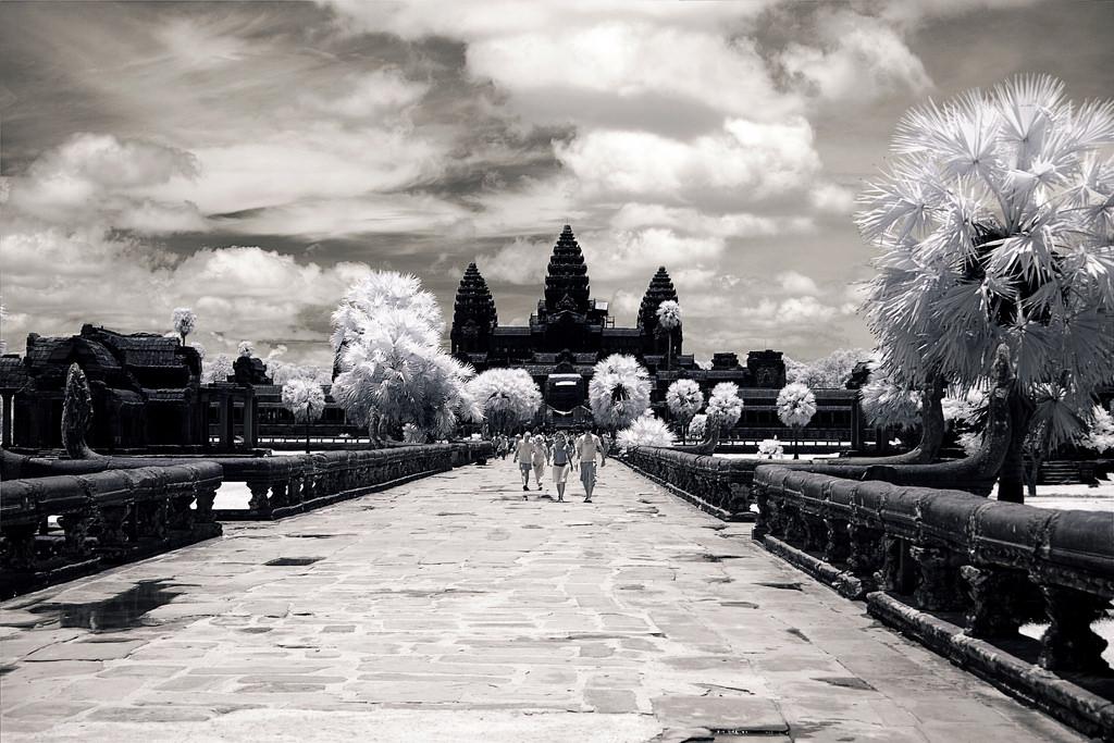 Đền Angkor Wat, Xiêm Riệp