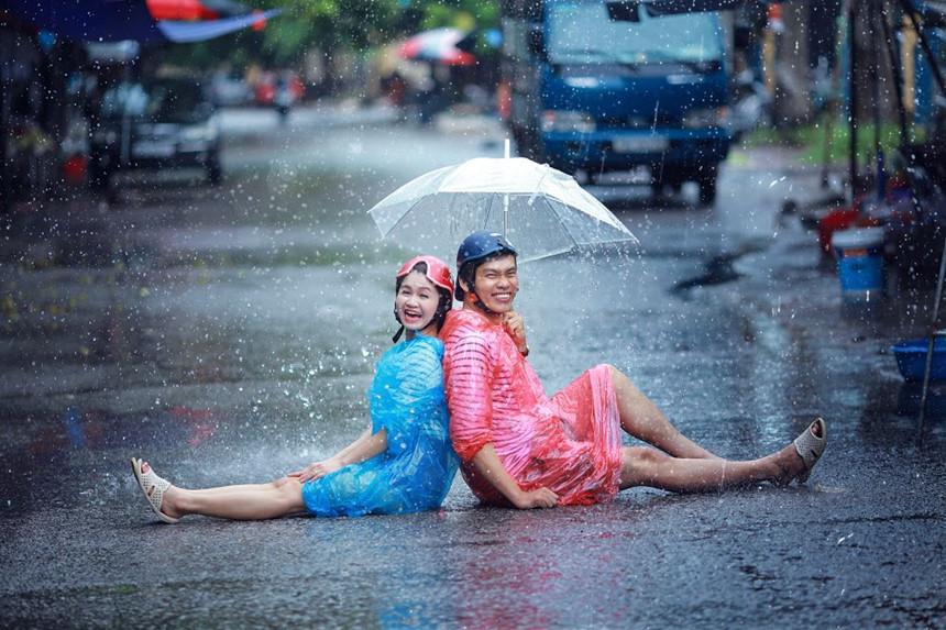 Cách chụp ảnh mưa bằng điện thoại cần lưu ý gì?