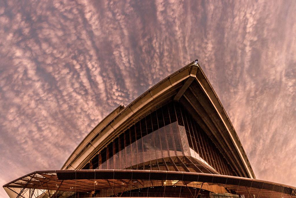 Nhà hát Opera Sydney, Sydney