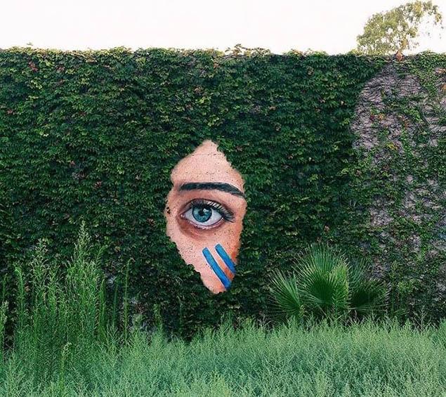 Mắt của người khổng lồ
