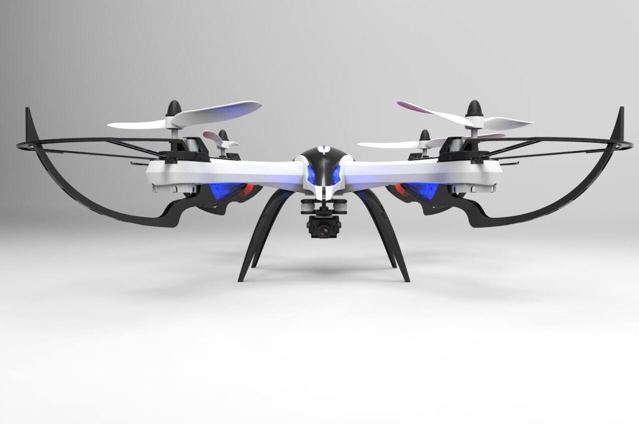 Drone của bạn phải có thời gian hoạt động thật tốt