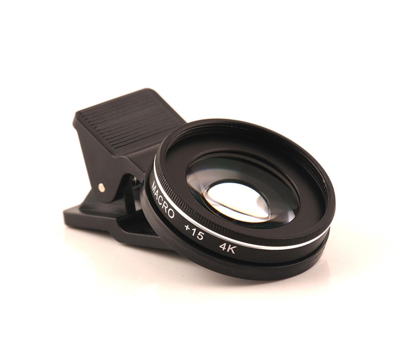 Giới thiệu về ống kính macro