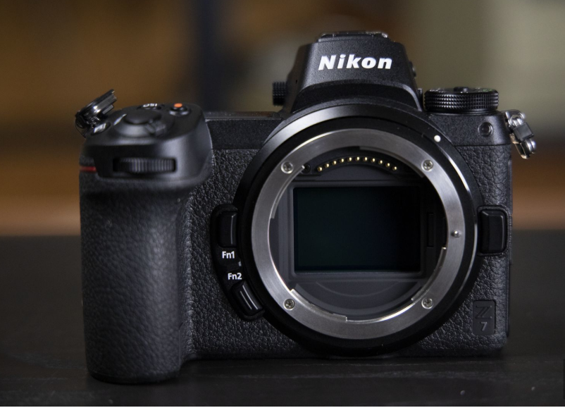 Nikon Z6 and Z7