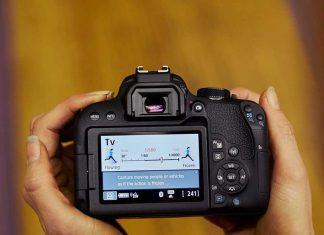 Top 5 máy ảnh Canon được yêu thích nhất hiện nay