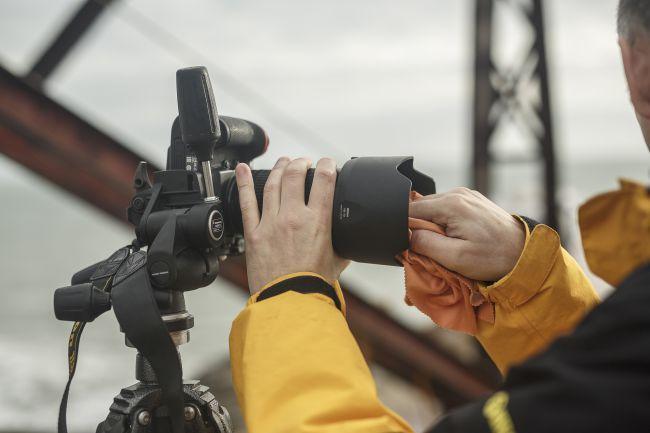 Bộ vệ sinh máy ảnh và ống kính